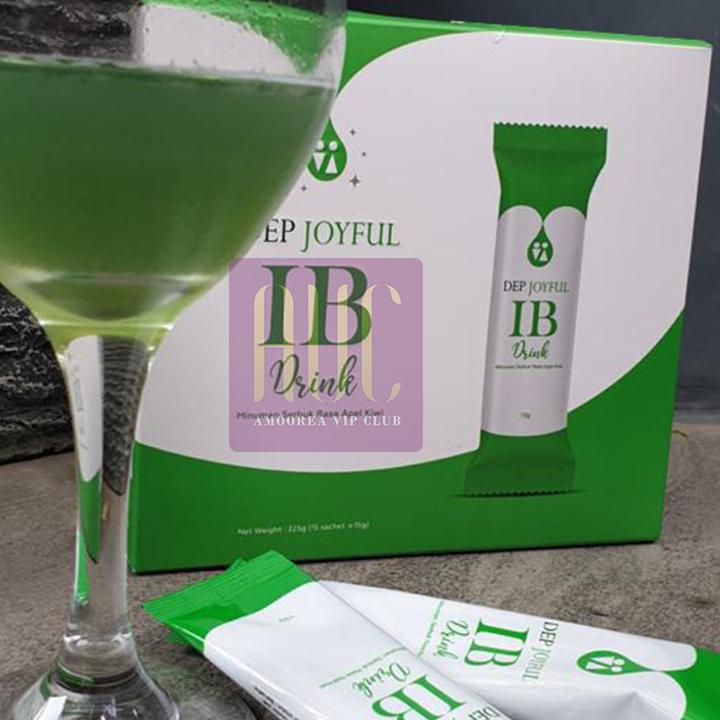 DEP Joyful IB Drink